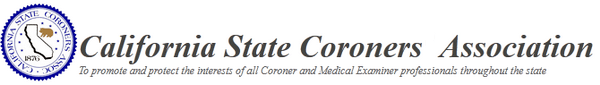 California State Coroners Association